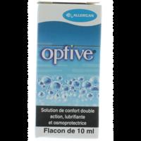 Optive, Fl 10 Ml à TOULOUSE