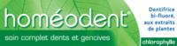 Boiron Homéodent Soin Complet Dents Et Gencives Pâte Dentifrice Chlorophylle T/75ml à TOULOUSE