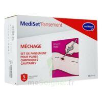 Mediset® Set De Pansement Plaie Chronique Méchage - Boîte De 5 Soins à TOULOUSE