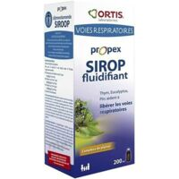Ortis Propex Sirop Fluidifiant 200ml à TOULOUSE