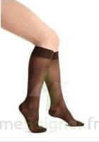 Thuasne Venoflex Secret 2 Chaussette Femme Beige Bronzant T3l