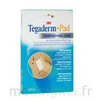 Tegaderm + Pad, 9 Cm X 10 Cm , Bt 10 à TOULOUSE