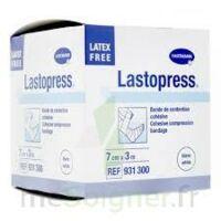Lastopress® Bande De Compression Cohésive 10 Cm X 3,5 Mètres - Coloris Blanc à TOULOUSE