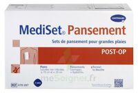 Mediset® Set De Pansement Post Op Avec Coupe-fil Pour Grandes Plaies - Boîte De 3 Soins à TOULOUSE