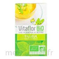 Vitaflor - Bio Tisane Tilleul 18 Sachets à TOULOUSE