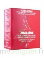 Akileïne Soins Rouges Galet De Bain Revitalisant 6x20g à TOULOUSE