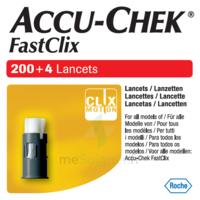 Accu-chek Fastclix Lancettes B/204 à TOULOUSE