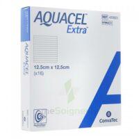 Aquacel Extra Pansement Hydrofiber Stérile 12,5x12,5cm B/16 à TOULOUSE