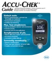Accu-chek Guide Lecteur De Glycémie Mg/dl (seul) à TOULOUSE